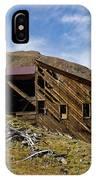 Sound Democrat Mill IPhone Case