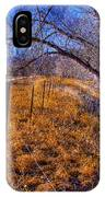 South Platte Fenceline IPhone Case