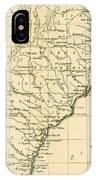 Southeast Coast Of America IPhone Case