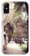 Southern Stroll IPhone Case