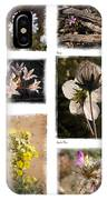 Southwest Wildflower Collection #2 IPhone Case