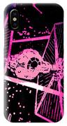 Space Battle IPhone Case