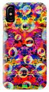 Space Bubbles IPhone Case