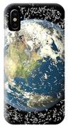 Space Junk, Conceptual Artwork IPhone Case