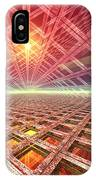 Space Portal To The Stars IPhone Case