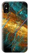 Space Storm IPhone Case