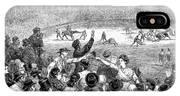 Spain: Bullfight, 1875 IPhone Case