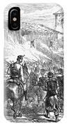 Spain: Second Carlist War IPhone Case