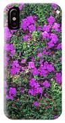Spanish Shawl Flowers IPhone Case