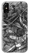 Spartacus (d.71 B.c.) IPhone Case