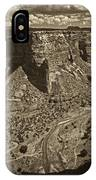 Spider Rock - Toned IPhone Case