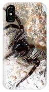 Spiders Trap IPhone Case