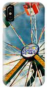 Spin City IPhone Case