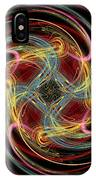 Spin Fractal IPhone Case