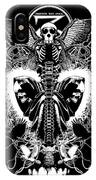 Spine Of Mine IPhone Case