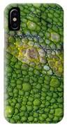 Spiny Desert Rhinoceros Chameleon IPhone Case