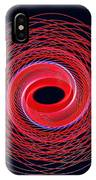 Spiral Abstract 24 IPhone Case
