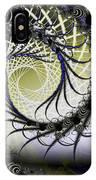 Spiral Web IPhone Case