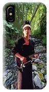 Spirit Creek Rushing 2 IPhone Case