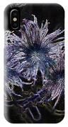 Spirit Flowers IPhone Case