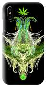 Spirit Of The Leaf IPhone Case