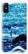 Spirit Of The Wild Blue IPhone Case
