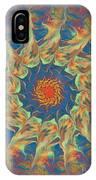 Spiritual Pinwheel IPhone Case
