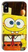 Spongebob Always Loves The Group Hugs IPhone Case