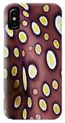 Spotted Flatworm IPhone Case