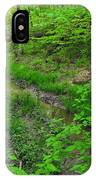 Spring At Cleveland Metro Park IPhone Case