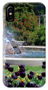 Spring At Maymont IPhone Case