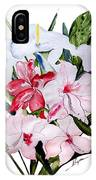 Spring Bouquet IPhone Case