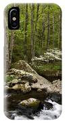 Spring Dogwoods On The Little River - D003829 IPhone Case