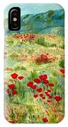 spring near the Dead See IPhone Case