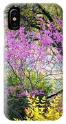Spring Trees In San Antonio IPhone Case