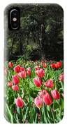 Spring Tulips 1 Vertical IPhone Case