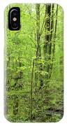 Spring Woods IPhone Case