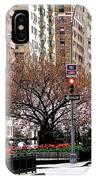 Springtime On Park Avenue IPhone Case