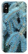 Spruce Conifer Nature Art Prints Trees IPhone Case