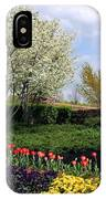 Sprung Spring IPhone Case