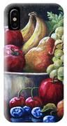 Srb Fruit Bowl IPhone Case