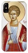 St Chrestos Of Preveza IPhone Case