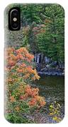 St Croix River IPhone Case