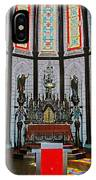 St. Francis Xavier Cathedral  IPhone Case