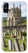 St James Church Graveyard IPhone Case