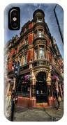 St James Tavern - London IPhone Case