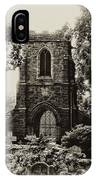 St James The Less - East Falls Philadelphia IPhone Case