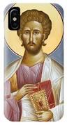 St Luke The Evangelist IPhone Case