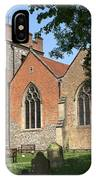 St Marys Harefield IPhone Case
