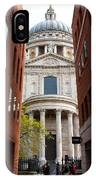 St Paul Cathedral IPhone Case